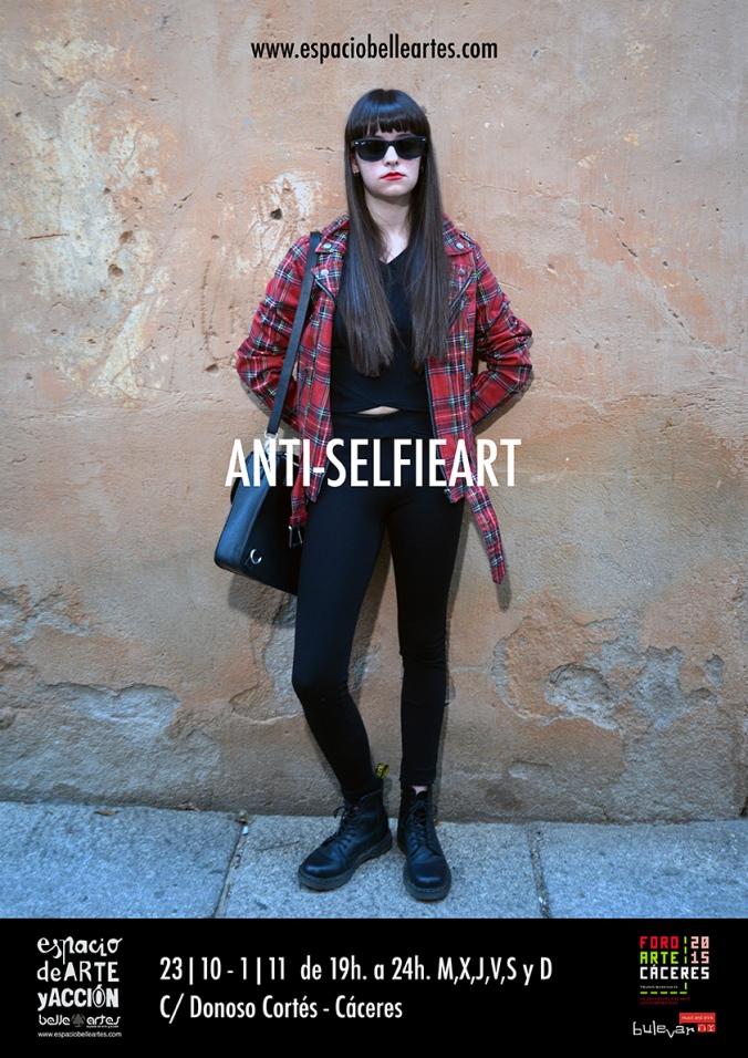 Cartel Anti-SelfieArt