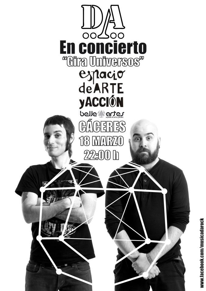 CARTEL CONCIERTO CC